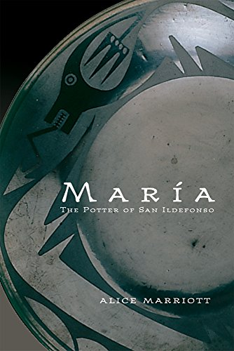 Maria: The Potter of San Ildefonso (The Civilization of the American Indian Series) [Marriott, Alice] (Tapa Blanda)