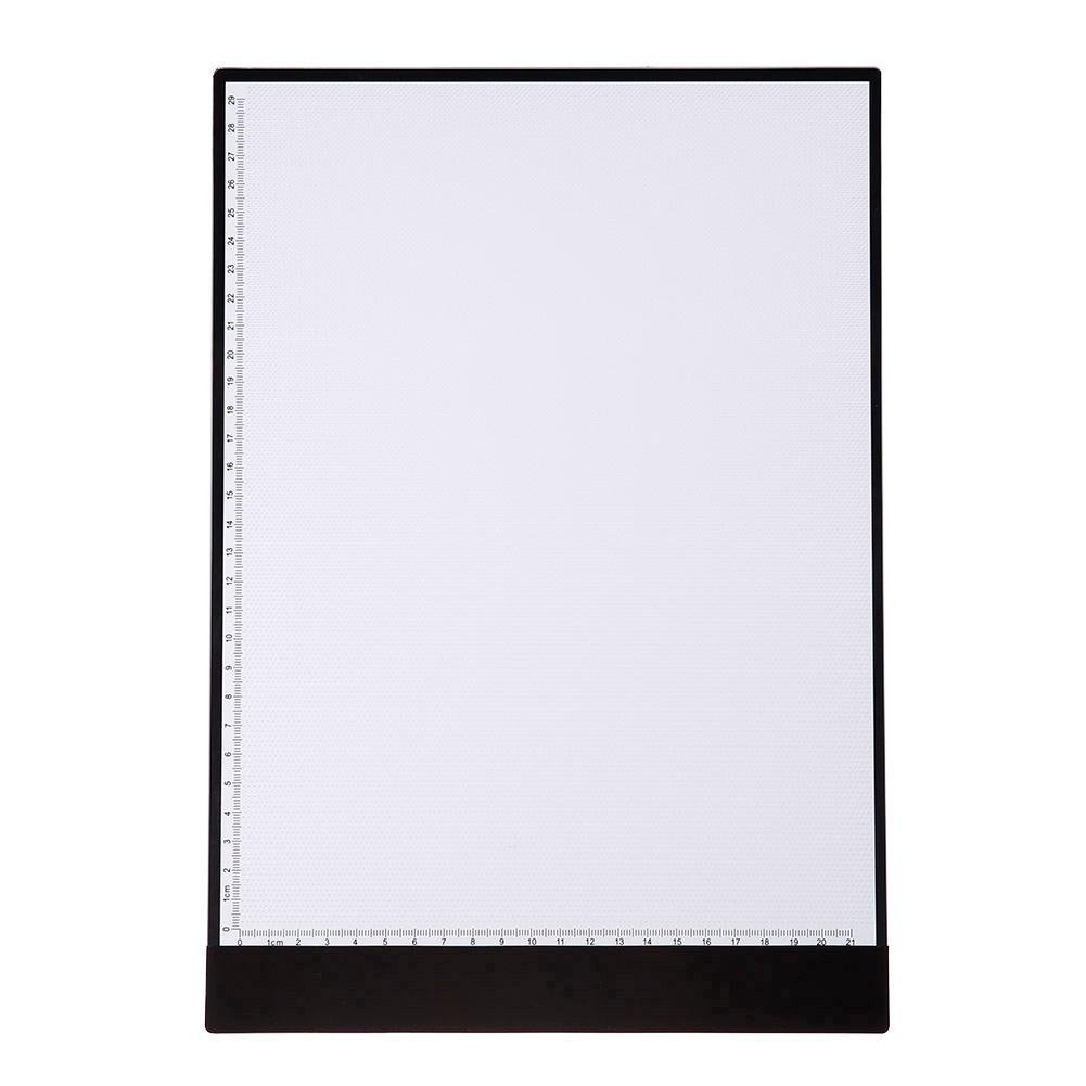 Childplaymate Portable LED Artcraft Tracing Light Pad Draw Copy Board Pad Table Write Light Artcraft Digital Tablets(DW)