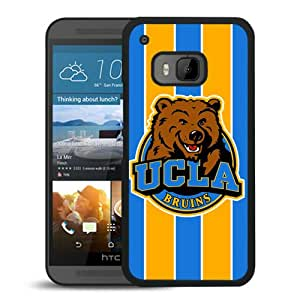 NCAA UCLA Bruins 03 Black Customize HTC ONE M9 Phone Cover Case