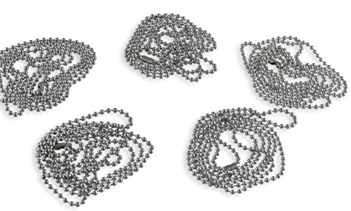 Stainless Steel Chain Necklace Adjustable product image