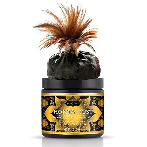 Honey Dust (Kama Sutra Honey Dust Coconut Pineapple, 6 Ounce)