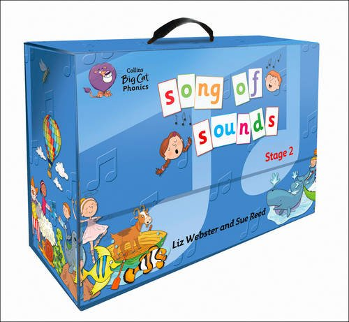 Song of Sounds: Class Pack: Stage Two (Collins Big Cat Phonics)