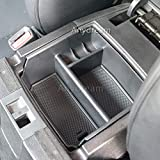 Center Console Organizer Tray for Jeep Wrangler JK JKU Accessories 2011 2012 2013 2014 2015 2016 2017 2018, (NOT for 2018 Jeep Wrangler JL/JLU)