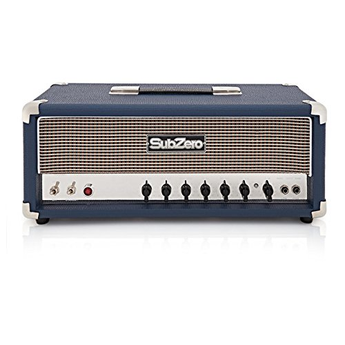 SubZero Tube-H50R-50W Gitarrenverstärker-Topteil - Ventilverstärker