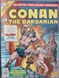 img - for Marvel Treasury Edition - Conan the Barbarian - Vol. 1, No. 15, 1977 book / textbook / text book