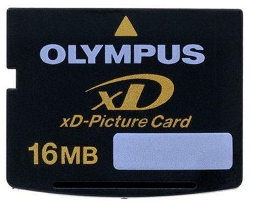 Olympus - Flash memory card - 16 MB - xD by Olympus