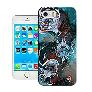LarryToliver Cool Plain Skin Case Cover For Customizable Graffiti with iphone 5/5s