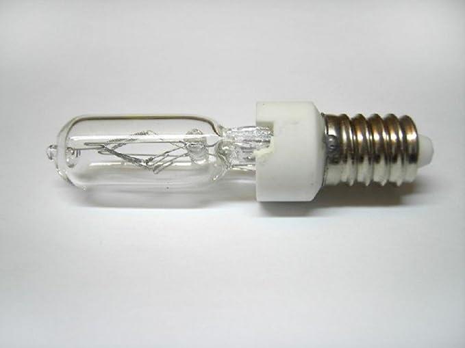Lampada Alogena Tubolare E14 : Wimex 4254005 lampadina alogena e14 105w resa 133w 230v 2800°k 1900
