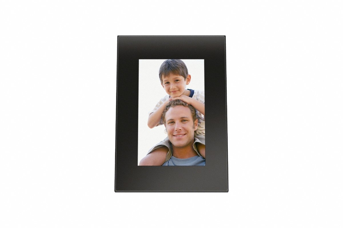 Sony DPF-D92 9-Inch LCD WVGA 15:9 Diagonal Digital Photo Frame (Black) by Sony