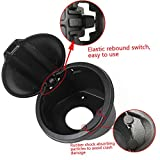 Gas Cap Cover Fuel Tank Cap Cover Replacement for