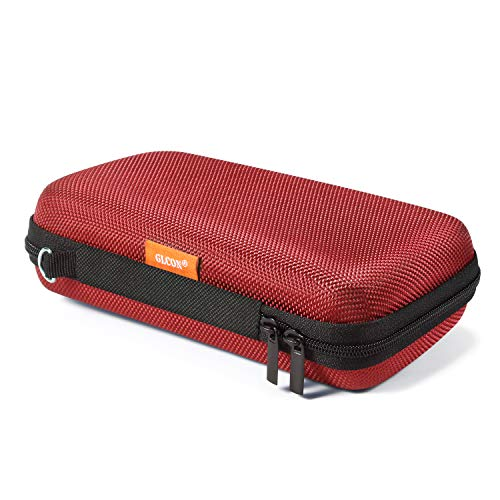 GLCON Hard Protective Travel Case, Electronic Organizer