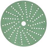 Sunmight 47409 1 Pack 6'' Multi Hole Velcro Disc (Film Grit 150)