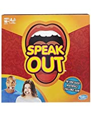 Vtop Speak Out Game- Family and Party Game that's a Mouthful of Fun with Game Cards  ,For Halloween Games for kids and adults