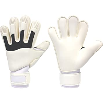 Keeper ID Boys Goalproof Prime FingerSAFE FINGER PROTECTION FLAT PALM CUSTOM  PERSONALISED Junior Goalkeeper Gloves FOR a310a94b2c