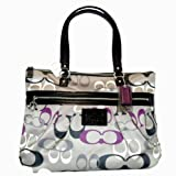Coach Daisy Optical Print Tote F22961, Bags Central
