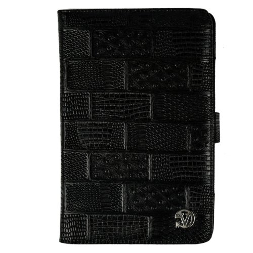 Dauphine Snake Skin Travel Wallet Case for Samsung Galaxy Tab 4 7.0 Nook Tab