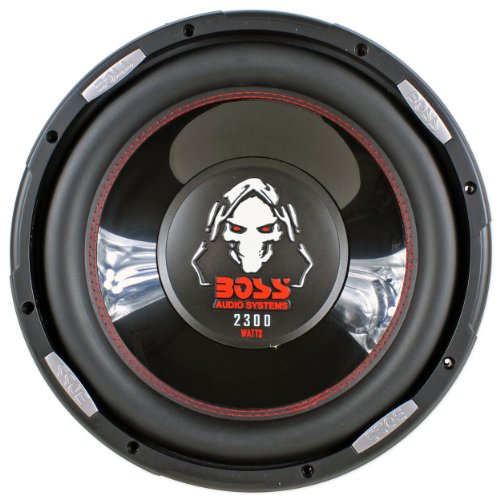 Boss Audio 12 Phntm Dvc Subwoofer (2300 Watt Subwoofer)