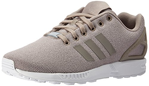 ZX Grey Originals Women's Silver Grey Flux Shoe Running Vapour adidas Metallic W Vapour qFE8AxxR