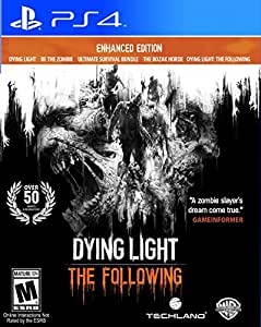 Dying Light: The Following - Enhanced Edition - PlayStation 4