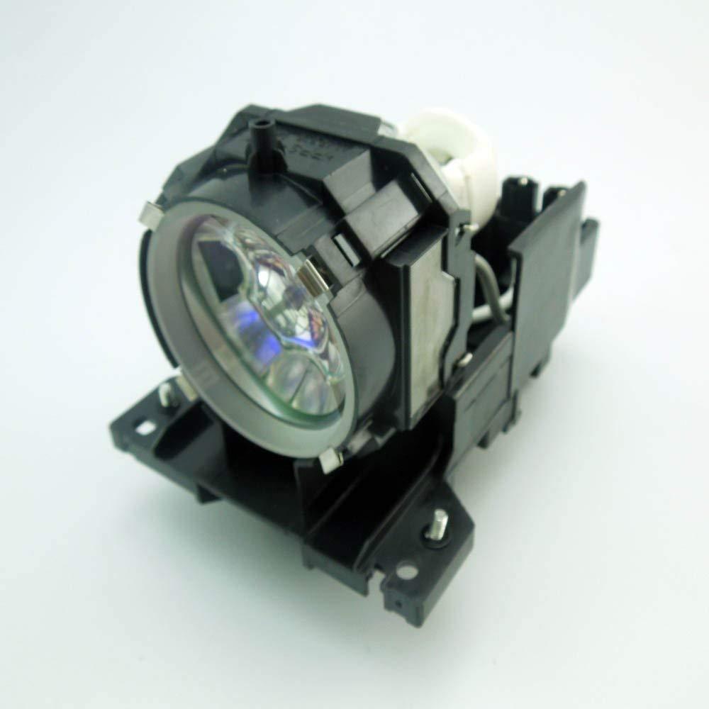 Supermait DT00771 Lampada Lampadina per proiettore di ricambio con custodia Compatibile con HITACHI CP-X505 CP-X600 CP-X605 CP-X608 CPX505 CPX600 CPX605 CPX608