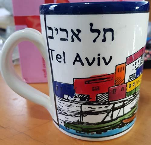 Ceramic Mug Handmade Armenian Design Tel Aviv Israel Gigts ()