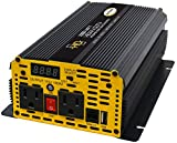 Go Power! GP-5000HD 5000-Watt Heavy Duty Modified Sine Wave Inverter (1000)