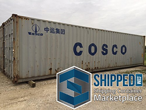 (40FT High Cube Used Shipping)