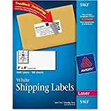 Avery Easy Peel White Shipping Labels