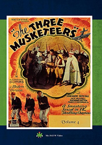 The Three Musketeers, Volume 4 by MR. FAT-W VIDEO