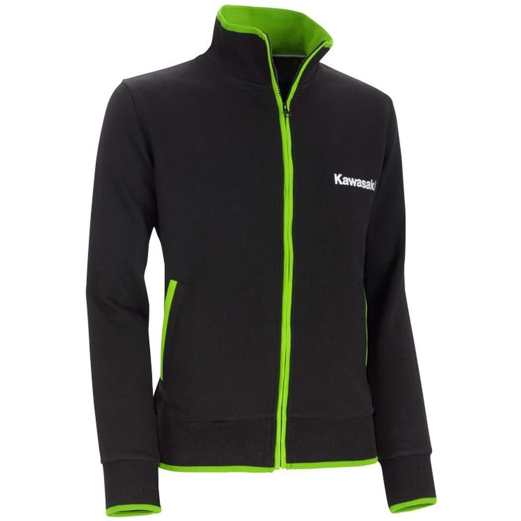 Kawasaki - Chaqueta - para hombre schwarz grün weiß XXXL/4XL ...