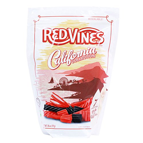 - Red Vines California Collection Licorice Assortment, 26oz Bag (6 Pack)