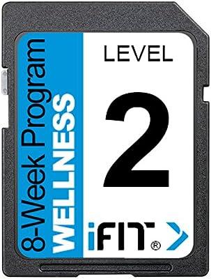 Amazon.com: IFIT Wellness 8 nivel de Semana Program Tarjeta ...
