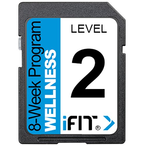 iFIT Exercise Workout SD Card - 8-Week 'Wellness' Program Level 2 ()