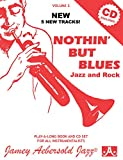 Vol. 2, Nothin' But Blues: Jazz And Rock (Book & CD Set) (Jamey Aebersold Jazz Play- A-long)