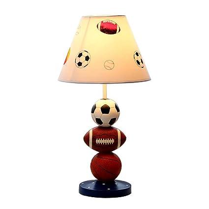 Lámpara De Mesa para Niños, Dibujos Animados LED Dormitorio ...