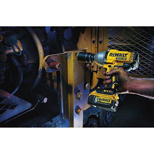 DEWALT DCF899P2 20V MAX XR Brushless High Torque 1/2'' Impact Wrench Kit with Detent Anvil by DEWALT (Image #3)