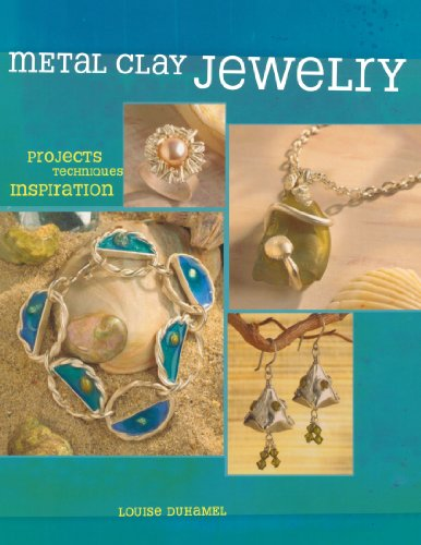 Pdf Crafts Metal Clay Jewelry: Projects. Techniques. Inspirations.