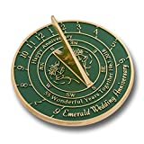 Wedding Anniversary Special Sundial Gift