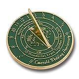 Wedding & Anniversary Sundial Gift