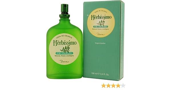 Amazon.com : Herbissimo Te Verde By Dana For Men. Cologne Spray 3.4-Ounces : Beauty