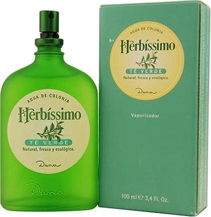 herbissimo te verde por Dana para hombres. Colonia Spray 3.4-ounces
