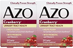 AZO Cranberry Caplets, 2 pk