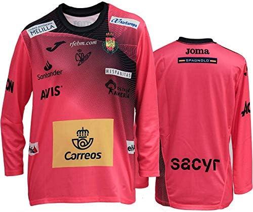 Camiseta Joma Portero España Balonmano 2019 Rosa - XXXL: Amazon.es: Deportes y aire libre