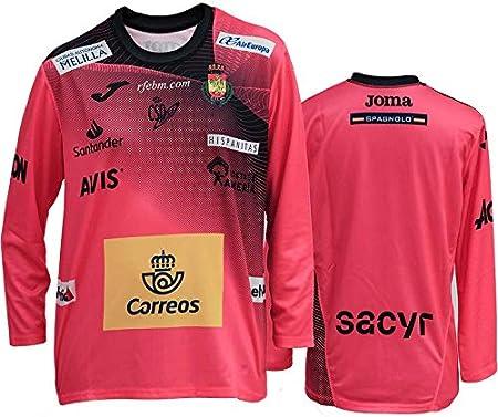 Camiseta Joma Portero España Balonmano 2019 Rosa - XXXL: Amazon.es ...