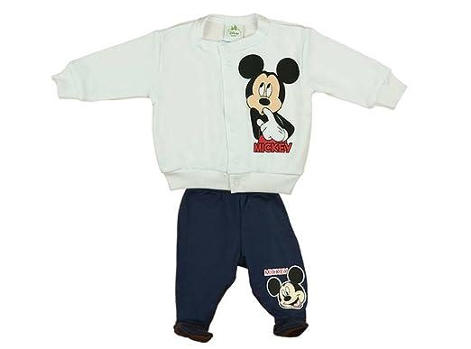 Mickey Mouse Jogginganzug Set Jacke und Hose Disney