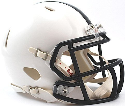 Abington Heights Comets 2007-2015 - Pennsylvania High School Football MINI Helmet