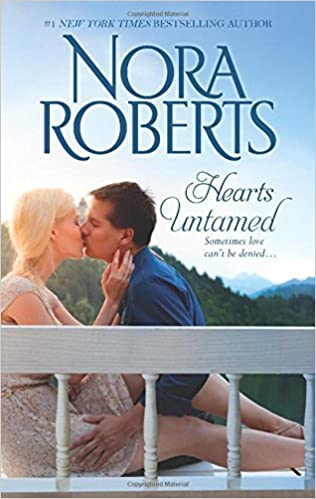 Book Hearts Untamed: Risky Business\Boundary Lines by Nora Roberts (2014-10-28)