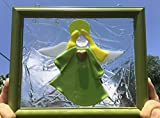 Angel Stained Glass Suncatcher Window art