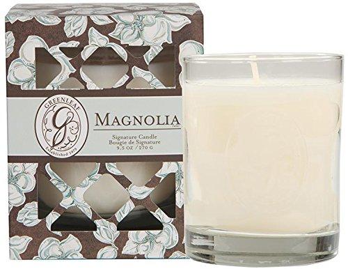 Magnolia Scented Glass - 5