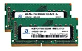 Adamanta 16GB (2x8GB) Laptop Memory Upgrade for Acer Predator 17 G9-792-71P5 DDR4 2133 PC4-17000 SODIMM 1Rx8 CL15 1.2v Notebook RAM